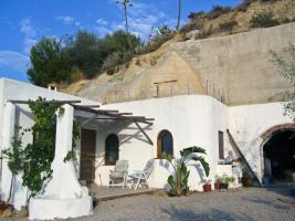 Andalusien: Fantastisches Höhlenhaus,10min zum Meer