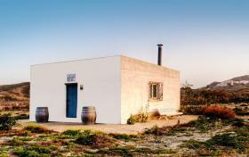 Foto 2 Andalusien: Landhaus/Ferienhaus mit 8400m2 Grund, keine 10min vom Meer , 111000€