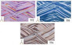 Angebot: 250g Cotton Quick print in 3 Farben; Statt 9,75 EUR Nur 6,83 EUR