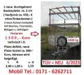 Anhänger 2,4 t zGG Benderup (NL)