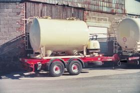 Foto 3 Anhänger Siloanhänger 6 m3 für Mehl, Kraftfutter, Pellets o. ä.
