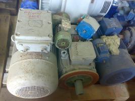 Ankauf von Elektromotorenschrott, Getriebemotoren, schrott, Antriebsmotoren .elektroschrott