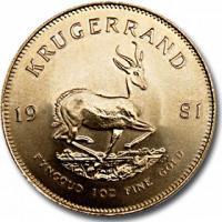Ankauf von Goldmünzen