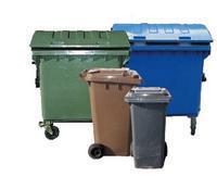 Ankauf von gebrauchten Müllbehälter, Müllwagen und Kehrmaschinen