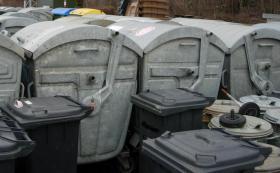 Foto 3 Ankauf von gebrauchten Müllbehälter, Müllwagen und Kehrmaschinen