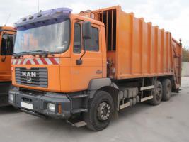 Foto 4 Ankauf von gebrauchten Müllbehälter, Müllwagen und Kehrmaschinen
