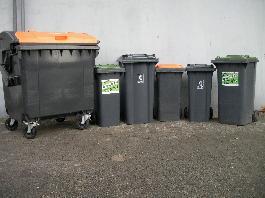 Foto 2 Ankauf von gebrauchten Müllbehälter, Müllwagen, Kehrmachinen