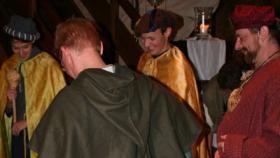 Foto 8 Anno Domini Zeitreise ins Mittelalter bzw. Erlebnis Rittermahl mit Übernachtung