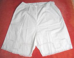 Foto 4 Antike Damen Unterwäsche 2 tlg. Hemd + Hose