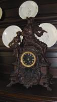Antike Pendule Kaminuhr Frankreich