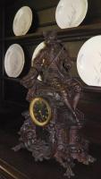 Foto 2 Antike Pendule Kaminuhr Frankreich