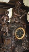 Foto 4 Antike Pendule Kaminuhr Frankreich