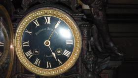 Foto 5 Antike Pendule Kaminuhr Frankreich