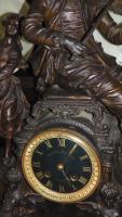 Foto 8 Antike Pendule Kaminuhr Frankreich