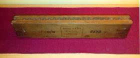 Foto 8 Antike Zigarrenpresse / 22€ VERSANDKOSTENFREI!