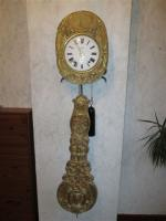 Antike franz.Comtoise (Gong)