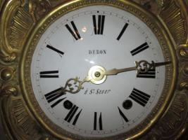 Foto 3 Antike franz.Comtoise (Gong)