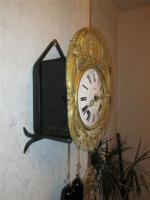 Foto 4 Antike franz.Comtoise (Gong)