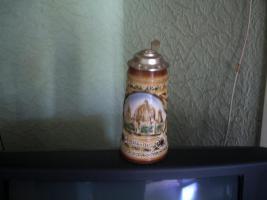 Antiker Porzellankrug