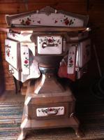 Antiker hochwertiger Holzofenherd