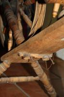 Foto 3 Antikes Spinnrad