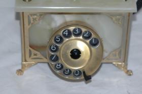Foto 3 Antikes Telefon Marmer