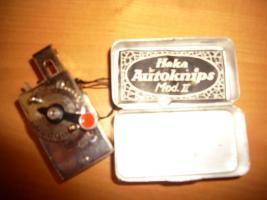 Antiquarischer mechanischer ''Selbstauslöser'' für analoge Fotoapparate