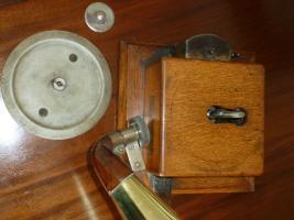 Foto 11 Antique gramophone & Schreibmaschine - Ltd Grammophon
