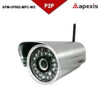 Apexis IP camera APM-HP602-MPC-WS P2P h.264 DDNS CMOS megapixel