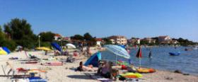 App Kroatien Insel Vir direkt am Meer mit Meeresblick