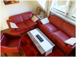 03 Sofaecke mit 3 Sitzer, 2-Sitzer und Sessel