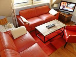04 Sofaecke mit HD-TV,DVD,WALAN,MP-3Stereo