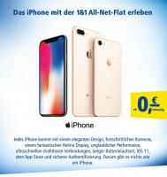 Apple iPhone günstig bei 1&1 ab 0, - €