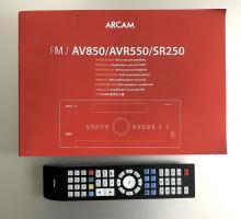 Foto 2 Arcam AVR-550 AV Receiver Heimkino Dolby