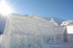 Foto 6 Atemberaubend natürlichen Winter Paradies!