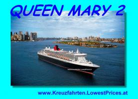 Atlantik New York > Hamburg ab € 1194 mit Queen Mary inkl. Flug