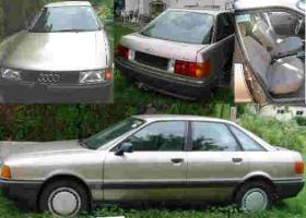 Audi 80 Anlasser, Lichtmaschine, Relais, Steuerung, Schalter, Innenlichter