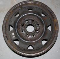 Audi 80  Stahlfelgen