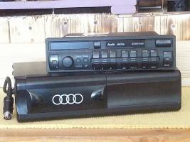 Audi A4 Radio mit CD Wechsler