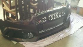 Audi RS6 4G Stoßstange Vorne Face Lift