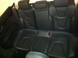 Foto 2 Audi S6 4F Avant Lederausstattung schwarz