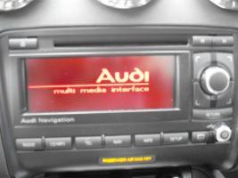 Audi TT Navi und Bluetooth