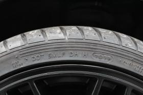 Foto 4 Audi VW Skoda Seat Mercedes 2xNEU: Verkaufe 245/35R18 Hankook S1 EVO Kompletträder auf ASA GT1 Felgen 18