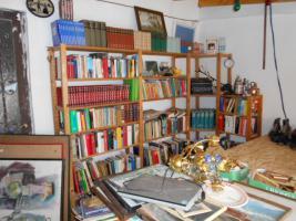 Foto 3 Auflösung eines Buchlagers mit 30.000 Deutschen Büchern