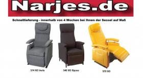 Foto 2 Aufstehsessel - Seniorensessel - Pflegesessel - Spezialsessel