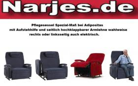 Foto 3 Aufstehsessel - Seniorensessel - Pflegesessel - Spezialsessel