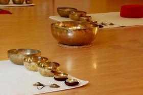Foto 4 Ausbildung, Klangtherapie, Klangmassage, Seminare Gong,