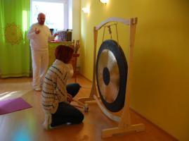 Foto 12 Ausbildung, Klangtherapie, Klangmassage, Seminare Gong,