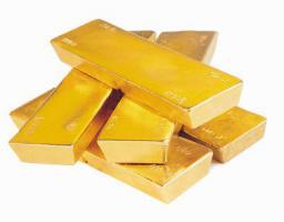 Ausgefallene Geschenk Idee in Gold