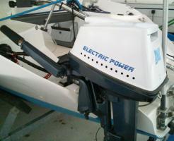 Foto 4 Aussenborderumrüstung, Lithium Akkus, elektrische Bootsmotoren